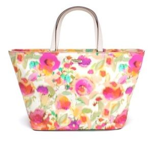 🌷Kate Spade  Giverny Floral Tote Bag